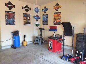 Winter Tire Change Over and Balance ($80 evenings and weekends)