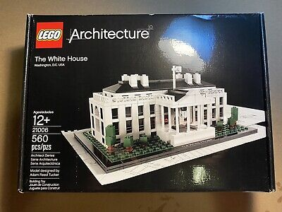 LEGO Architecture White House (21006) - New Sealed, Read Details