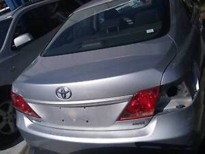 NOW WREAKING TOYOTA AURION SILVER,BLACK,WHITECOLOR ALL PARTS 2009 Dandenong South Greater Dandenong Preview