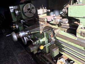Boehringer DM640 Metal Lathe