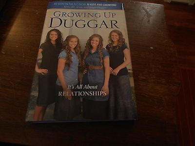 Growing Up Duggar   Its All About Relationships By Jana   Jill   Jessa   Jinger