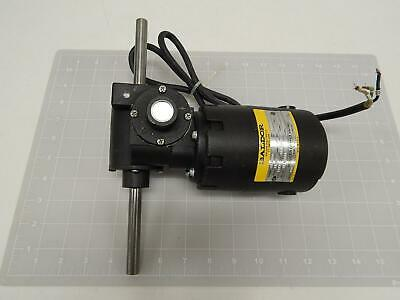 Baldor 31982 Gear Motor W Gear Reducer Tenv
