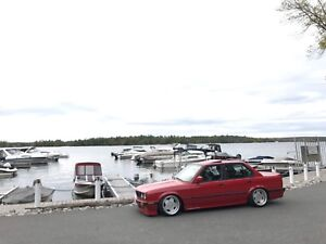 1988 BMW 325i with M3 S50 motor