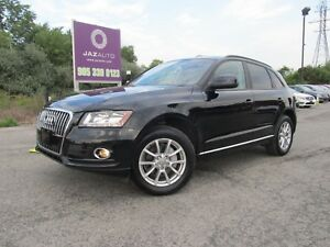 2013 Audi Q5 2.0L CLEAN CAR PROOF 1 YEAR WARRANTY ALL DEALER SE