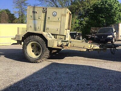 1985 Mep-004a 15 Kw Diesel Military Generator