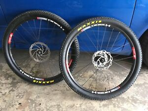 "DT Swiss x1900 26"" wheel set"