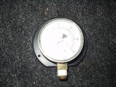 Noshok Pressure Gauge 0-30 Psi 0-200 Kpa 2 716 Lens