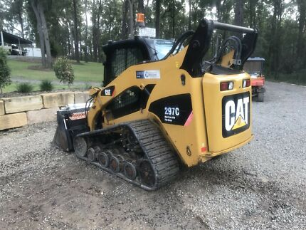Cat 297c