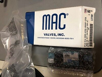 Mac 24a-ea-000-em2-rddp-1fb7536 Valve New In The Box
