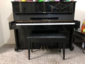 Yamaha  upright Piano- first to see will buy