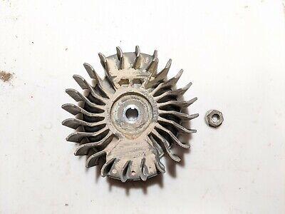 Stihl Ts 400 Concrete Cut Off Saw Oem Flywheel Pn 4223 400 1201 2 Bolt Coil 040