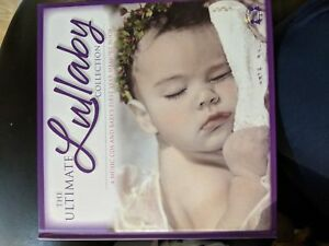 4 CD Memory Keeper Lullaby Book