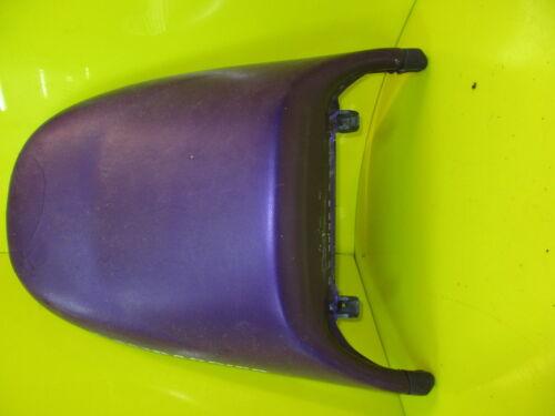 SEADOO SEA DOO 03 GTI REAR BACK PASSENGER TANDEM SEAT PAD SADDLE PILLION & LATCH