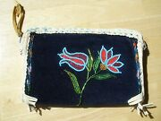 Indian Beaded Coin Purse