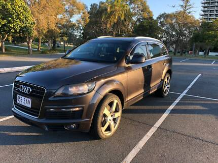 2008 Audi Q7 S-Line Southport Gold Coast City Preview