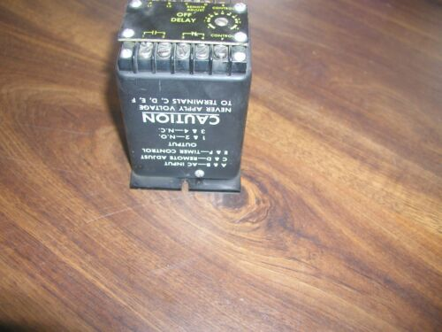 1013-1F2B  (INDUSTRIAL SOLID STATE CONTROLS RELAY)