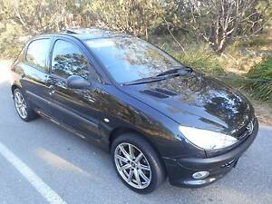 2005 Peugeot 206 Hatchback AUTO REG AND ROADWORTHY!! Moorabbin Kingston Area Preview