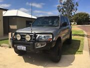 2005 Mitsubishi Pajero  GLS (4x4)  Beige 5 Speed Manual Woodvale Joondalup Area Preview