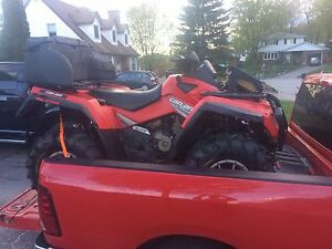 Parting out-2007 Can am Outlander 800