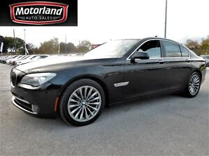 2012 BMW 7 Series i xDrive