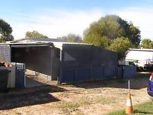 Permanent On-site caravan with annex at Cape Burney (Geraldton) East Victoria Park Victoria Park Area Preview