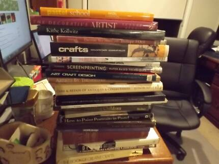 22 Art and crafts related books