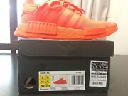Adidas NMD solar red size 8US Mirrabooka Stirling Area Preview