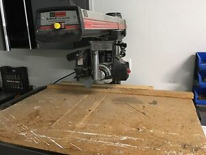 Radial arm saw $100