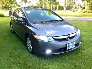 2009 Honda Civic LX-G