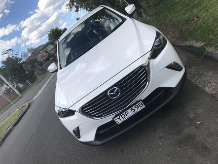 Mazda cx3 for sale