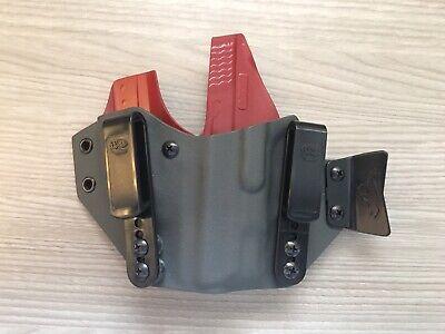 T.Rex Arms M&P Shield Sidecar Holster LH