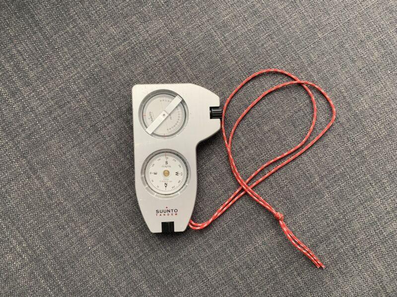 SUUNTO TANDEM Compass Clinometer Sight Survey Tool