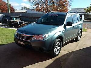 2008 Subaru Forester Wagon Temora Temora Area Preview
