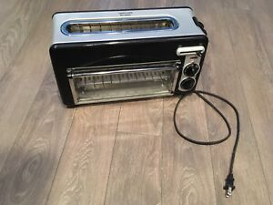 Toaster oven clean working condition
