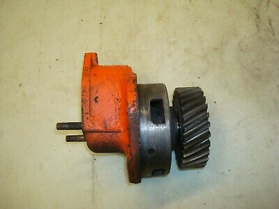 1963 Case 831 Tractor Injection Pump Drive Mount 830