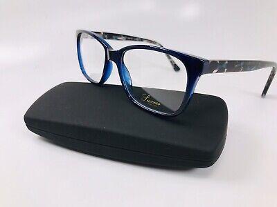 New Designer Inspired SUCCESS SS-115  Blue Eyeglasses 56mm with (Knock Off Designer Eyeglass Frames)