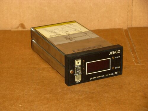 Jenco 3671N pH/ORP Controller
