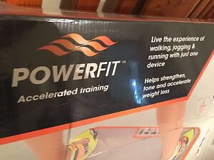POWERFIT BRAND NEW $800 negotiable Yagoona Bankstown Area Preview