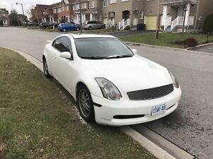 Selling infinity G35 2005