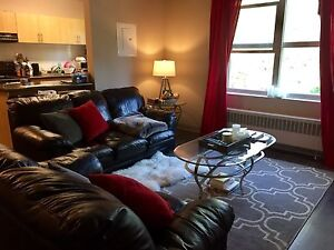 1BR in St. Boniface for Sublet - Will Cover 1/2 of July rent