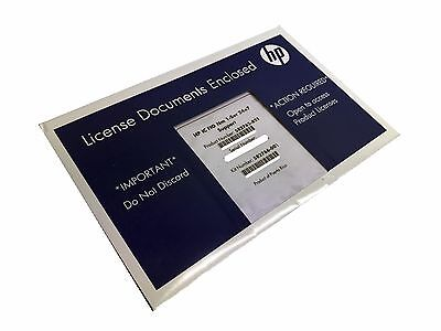 New Hp 582765 B21 Ic Fio Nm 1 Svr 24X7 Support Pack Ilo Advanced