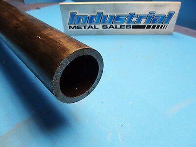 Dom Steel Round Tube 2-14 Od X 12long X .250 Wall--2.250 Od X .250w Dom