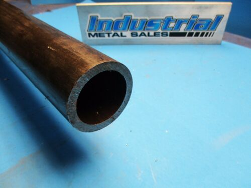 "DOM Steel Round Tube 2-1/4"" OD x 12""Long x .250"" Wall-->2.250"" OD x .250""w DOM"