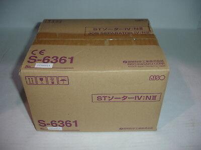 Risograph S-6361 Job Separator Ivniii Mzrzezcz Series