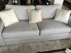 Decorative 3 pillows for the couch or a bed