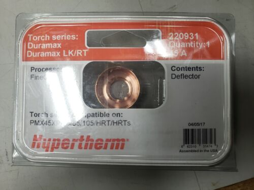 Hypertherm Genuine Powermax 45 XP Fine Cut Shield 220931