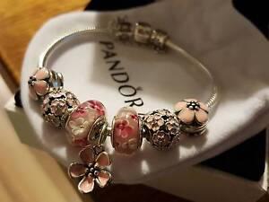 NEW Murano Beads Charm Bracelet Maroubra Eastern Suburbs Preview