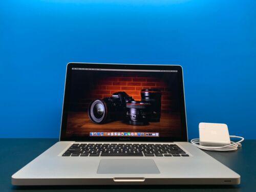 MACBOOK PRO 15 | PRE-RETINA | Core i7 | 16GB RAM | 1TB | OSx-2017 | RADEON GFX