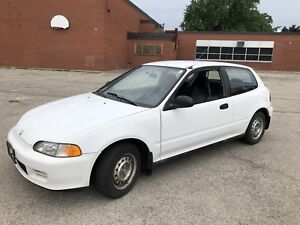 1995 Honda Civic CX EG Hatchback 5SPD
