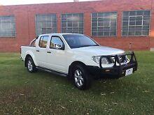 2010 Nissan Navara ST-X D40 Coburg Moreland Area Preview